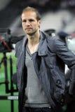PAOK FC - CLUB BRUGGE KV Royalty Free Stock Photo