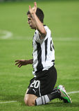 PAOK FC - CLUB BRUGGE KV Royalty-vrije Stock Afbeeldingen