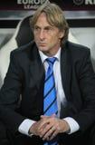 PAOK FC - CLUBE BRUGES QUILOVOLT Fotografia de Stock