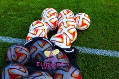 PAOK VS FIORENTINA UEFA EUROPA LEAGUE Royalty Free Stock Images