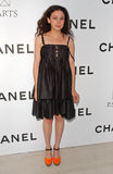 Paola Pivi at the Chanel and P.S. Arts Party. Chanel Beverly Hills Boutique, Beverly Hills, CA. 09-20-07 Stock Photos
