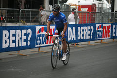 Paolo Bettini Photos libres de droits