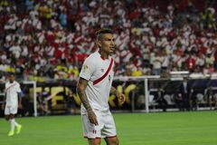 Paolo Guerrero Royalty Free Stock Images