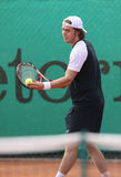 PAOLO LORENZI, ATP TENNIS PLAYER Stock Photo
