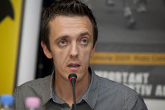 Paolo Ottone. Technical manager of the International Association of Athletics Federation (IAAF stock image