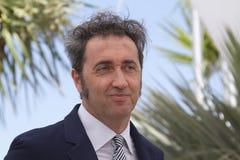 Paolo Sorrentino zdjęcie stock