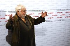 Paolo Villaggio Lizenzfreies Stockfoto