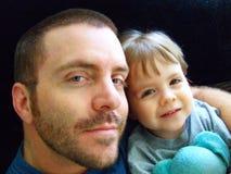 Papà Fotografie Stock Libere da Diritti