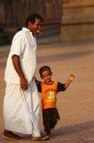 Papà e figlio Immagine Stock Libera da Diritti