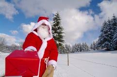 Papá Noel Imágenes de archivo libres de regalías
