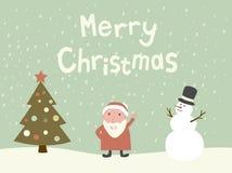 Papá Noel Foto de archivo libre de regalías