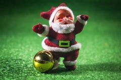 Papá Noel. Foto de archivo