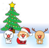 Papá Noel Imagenes de archivo