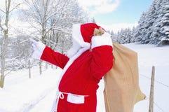 Papá Noel _2 Foto de archivo