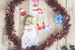 Papá Noel _2 Imagen de archivo libre de regalías