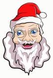 Papá Noel _2 ilustración del vector