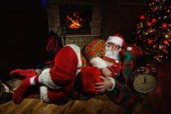Papá Noel ClausÑ… Fotos de archivo