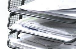 Papéis Imagem de Stock