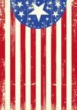 Papéis de parede patrióticos americanos Fotografia de Stock Royalty Free