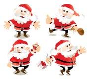 Papá Noel Fotos de archivo