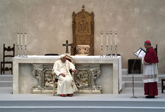 Papa Imagen de archivo