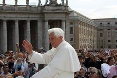 Papa Benedict XVI Fotografie Stock Libere da Diritti