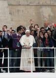 Papa Benedict XVI Immagine Stock Libera da Diritti