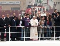 Papa Benedict XVI Fotografia de Stock Royalty Free