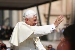 Papa Benedict XVI Fotografie Stock