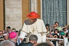 Papa Benedicto imagenes de archivo