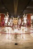 Papa da biga Itália, Roma, Cidade Estado do Vaticano - 19 de fevereiro de 2015: Cuba Fotografia de Stock Royalty Free