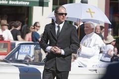 Papa da parada de Doo Dah Foto de Stock Royalty Free