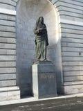 Papa de la estatua Foto de archivo libre de regalías