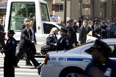 Papa em NYC Imagem de Stock Royalty Free