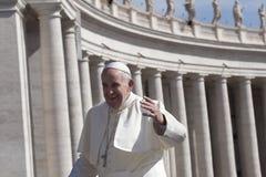 Papa Francesco - Bergoglio Fotografia Stock