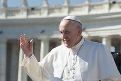 Papa Francis Fotografia Stock Libera da Diritti