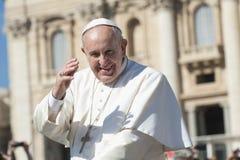Papa Francis Fotografie Stock
