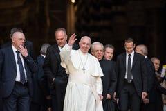 Papa Francis foto de stock royalty free
