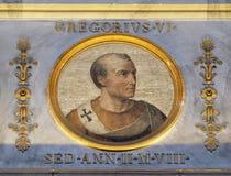 Papa Gregory VI fotos de stock