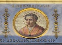 Papa Gregory VII foto de stock royalty free