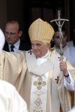 Papa José Benedicto XVI Fotografía de archivo libre de regalías