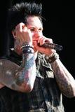 Papa Roach Immagini Stock Libere da Diritti