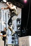 Papa Roach Fotografia Stock Libera da Diritti