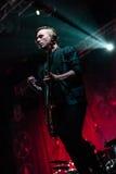 Papa Roach i Moskva Arkivbilder