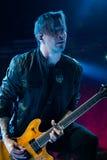 Papa Roach a Mosca Fotografie Stock Libere da Diritti