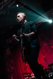 Papa Roach in Moskau Stockbilder