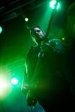 Papa Roach w Moskwa Obraz Stock