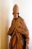 Papa santamente foto de stock