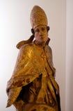 Papa santamente imagens de stock royalty free