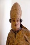 Papa santamente foto de stock royalty free